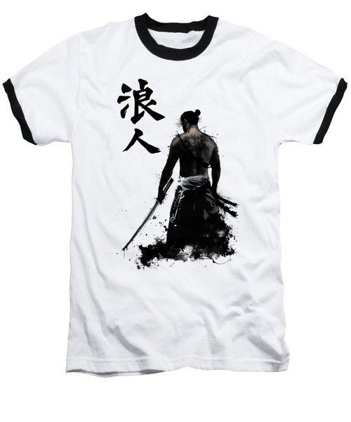 Ronin  Baseball T-Shirt