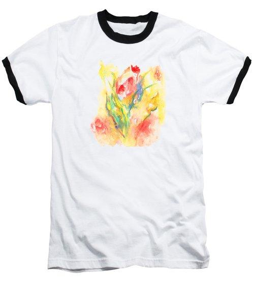 Rose Garden One Baseball T-Shirt