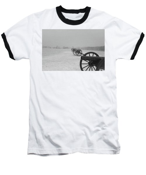 Row Of Cannon Baseball T-Shirt