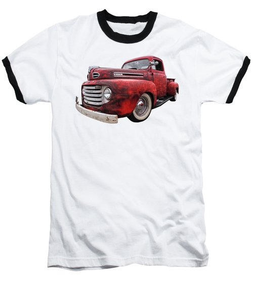 Rusty Jewel - 1948 Ford Baseball T-Shirt