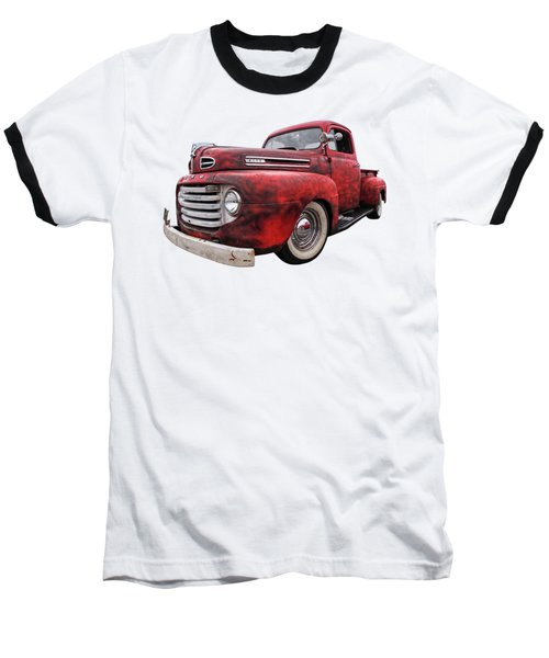 Rusty Jewel - 1948 Ford Baseball T-Shirt