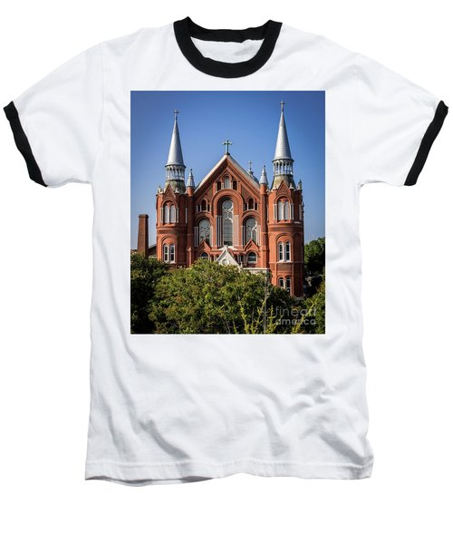 Sacred Heart Cultural Center - Augusta Ga Baseball T-Shirt