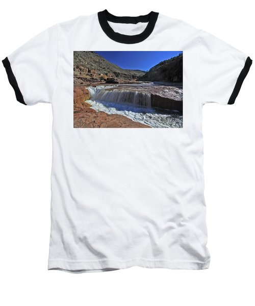 Salt Falls Baseball T-Shirt