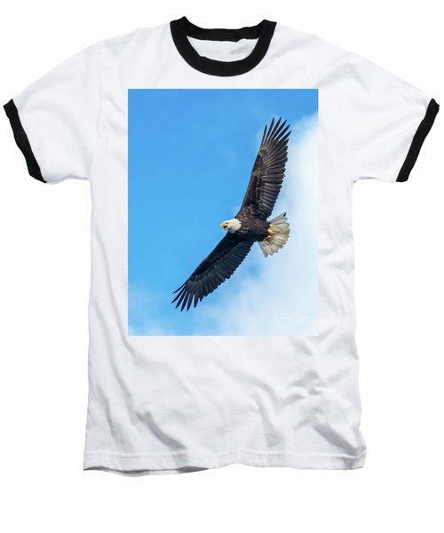Screaming Eagle #2 Baseball T-Shirt