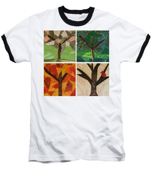 Seasons Baseball T-Shirt