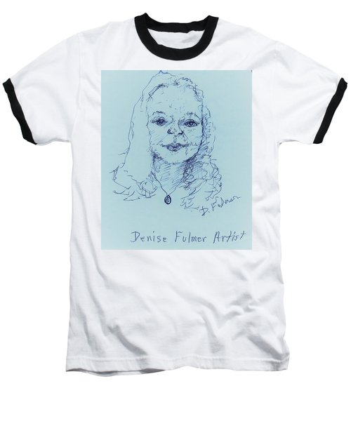 Self Portrait 2018 Baseball T-Shirt