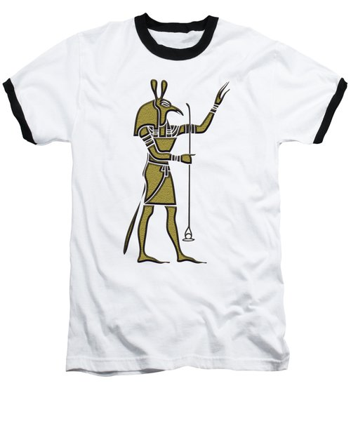 Set - God Of Ancient Egypt Baseball T-Shirt