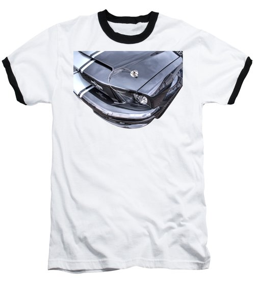 Shelby Super Snake At The Ace Cafe London Baseball T-Shirt