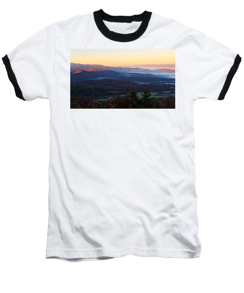 Shenandoah Mountains Baseball T-Shirt