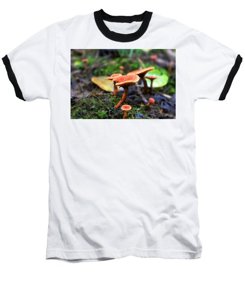 Shrooms Baseball T-Shirt