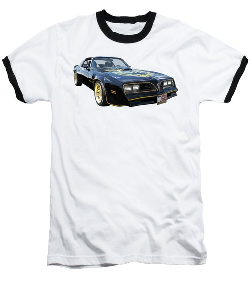 Smokey And The Bandit Trans Am Baseball T-Shirt