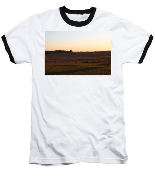 Somme Sunset Baseball T-Shirt