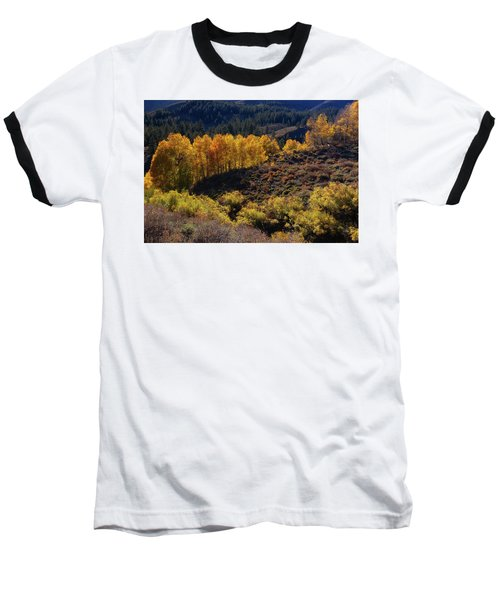Sonora Pass Baseball T-Shirt