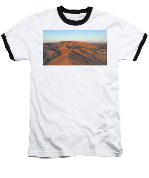 South Mountain Sunrise Baseball T-Shirt
