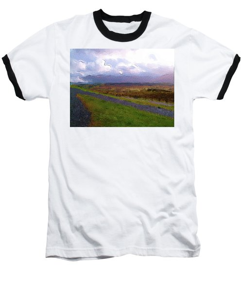 Spean Bridge Painting Baseball T-Shirt