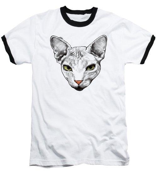 Sphynx Baseball T-Shirt