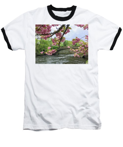 Spring Time In Windham  Baseball T-Shirt