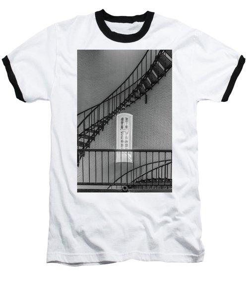 St Augustine Lighthouse Baseball T-Shirt