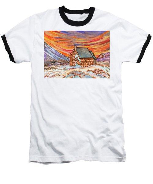 Stone Refuge Baseball T-Shirt