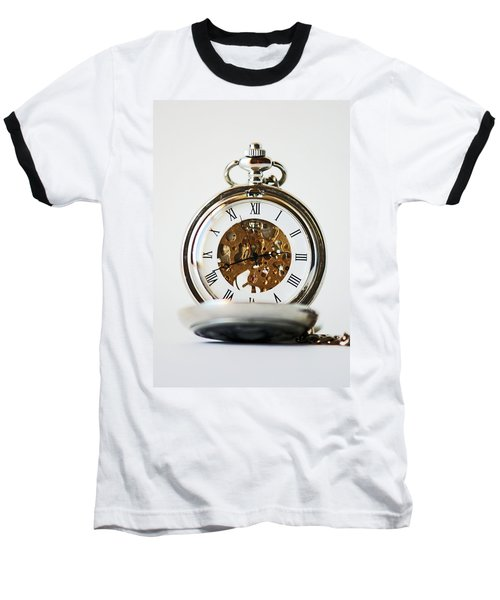 Studio. Pocketwatch. Baseball T-Shirt