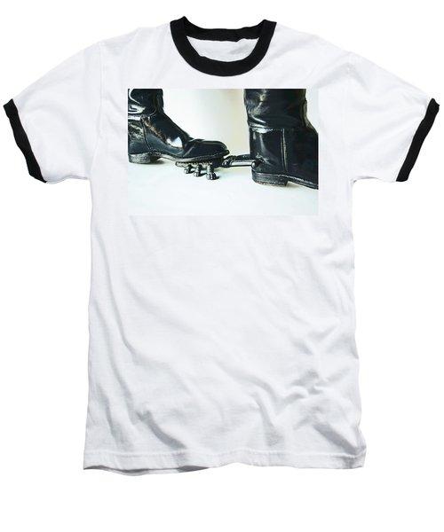 Studio. Boots And Boot Pull. Baseball T-Shirt