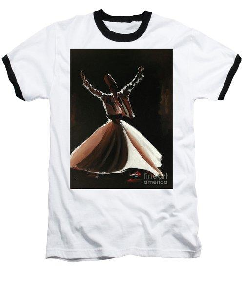 Sufi-s001 Baseball T-Shirt