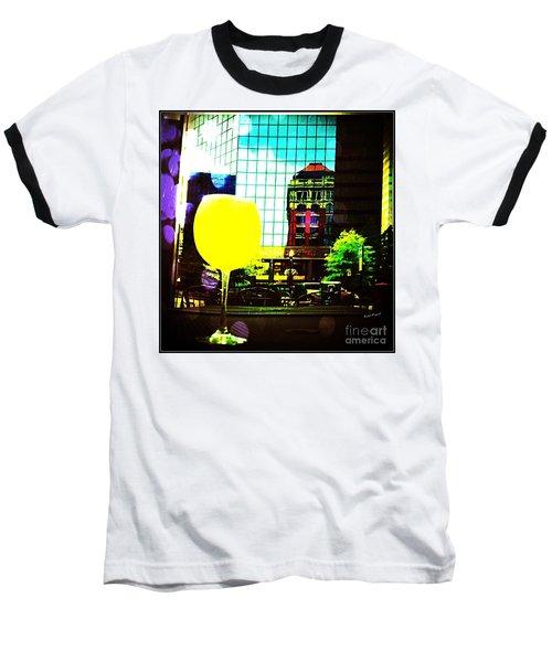 Summertime Downtown Lexington  Baseball T-Shirt
