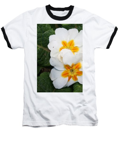 Sweet Primrose Baseball T-Shirt