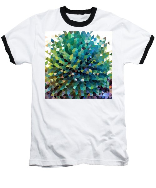 Synchronicity Of Color Baseball T-Shirt