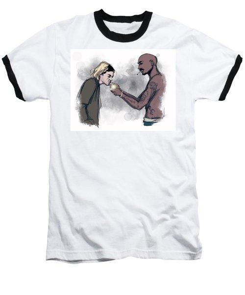 Teenage Angst Baseball T-Shirt