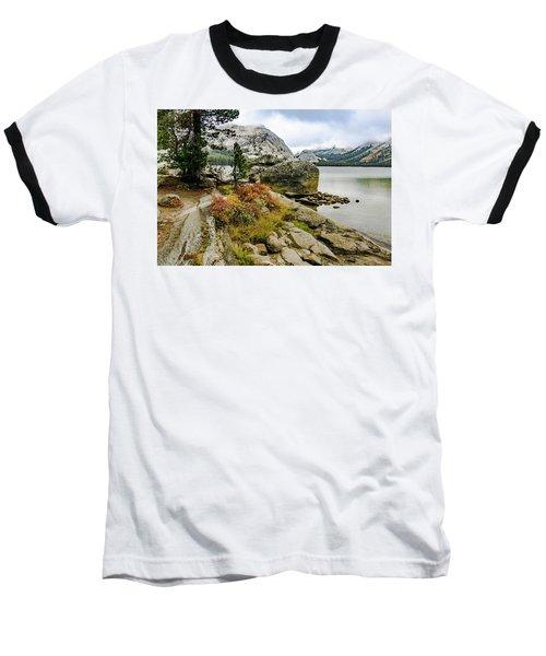 Tenaya View Baseball T-Shirt
