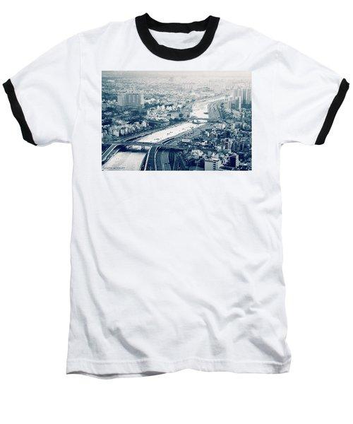 The Bisection Of Saigon Baseball T-Shirt