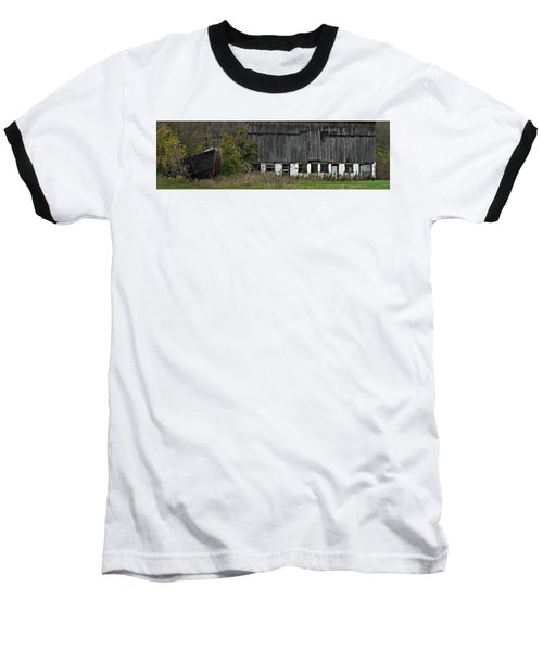 The Lost Arc Baseball T-Shirt