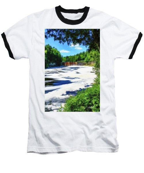 The Mighty Tahquamenon Baseball T-Shirt