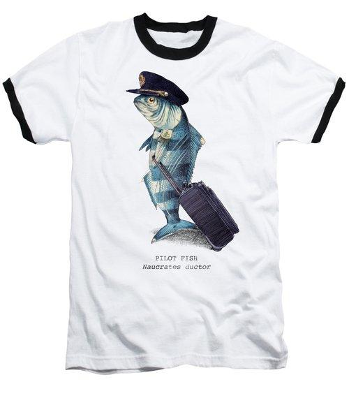 The Pilot Baseball T-Shirt