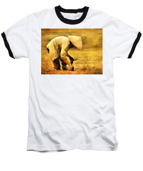 The Planter Baseball T-Shirt