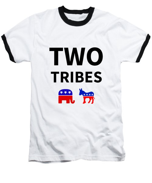Two Tribes Baseball T-Shirt