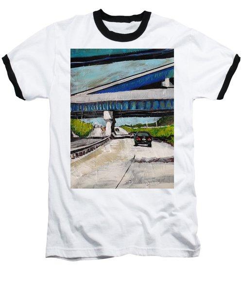 Underpass Z Baseball T-Shirt