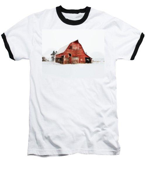 Undignified Death Baseball T-Shirt