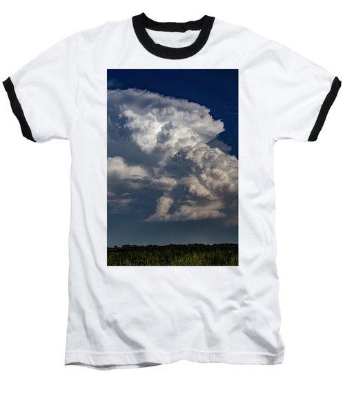 Updrafts And Anvil 008 Baseball T-Shirt