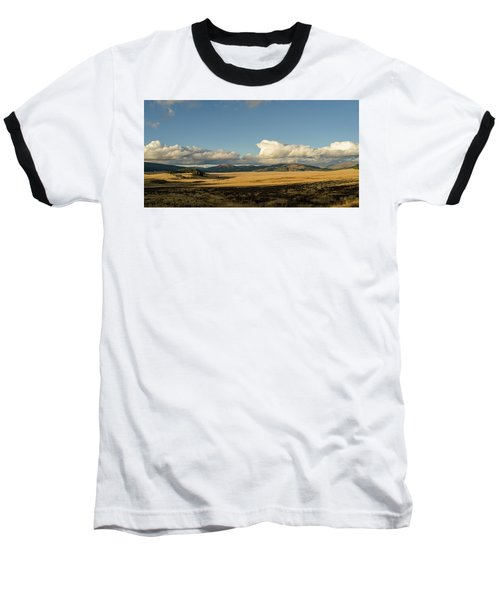 Valles Caldera National Preserve II Baseball T-Shirt