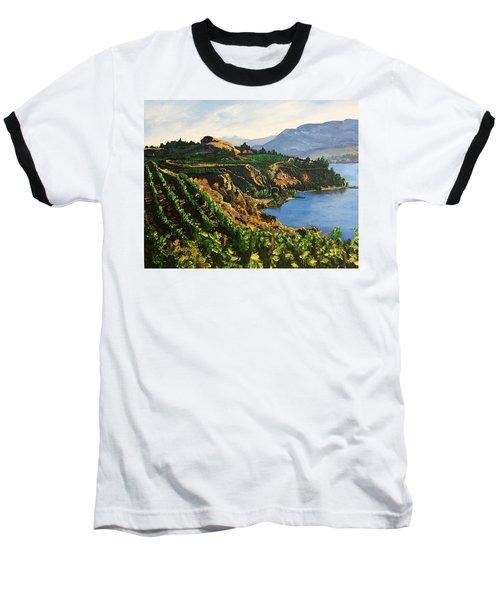 Valley Vineyard Baseball T-Shirt