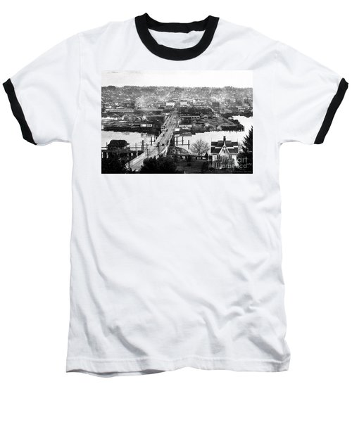 View East Over Olympia 1921 Baseball T-Shirt