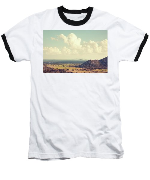 View From Mihintale Baseball T-Shirt