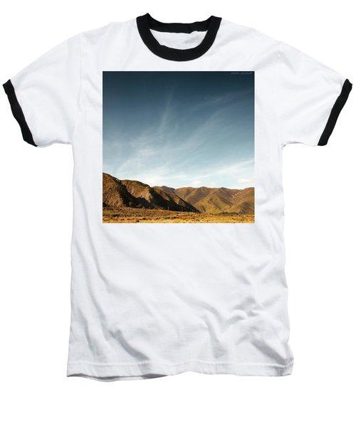Wainui Hills Squared Baseball T-Shirt
