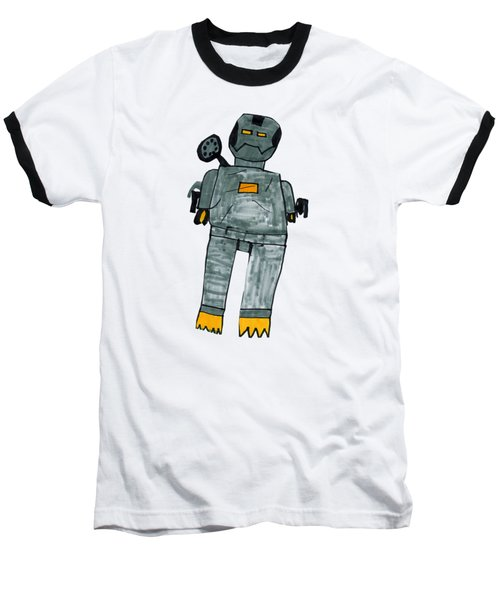 War Machine Baseball T-Shirt