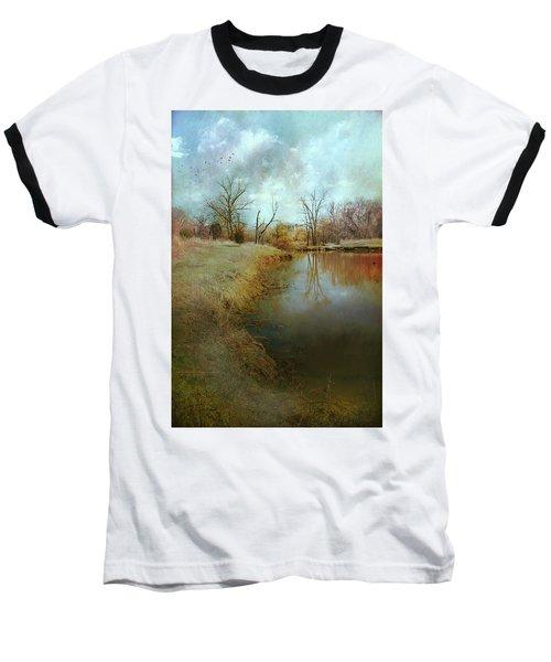 Where Poets Dream Baseball T-Shirt