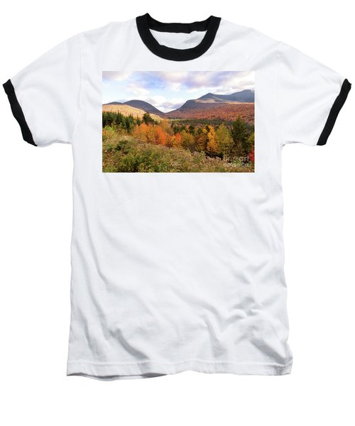 White Mtns Waterville Valley 2 Baseball T-Shirt