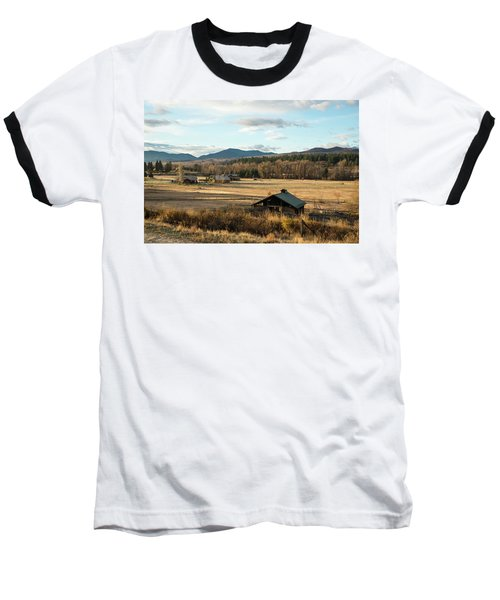 Winthrop Morning Pastures Baseball T-Shirt