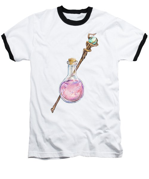 Wizard Baseball T-Shirt